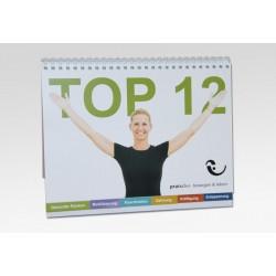 """Bewegungskalender """"Top12"""""""