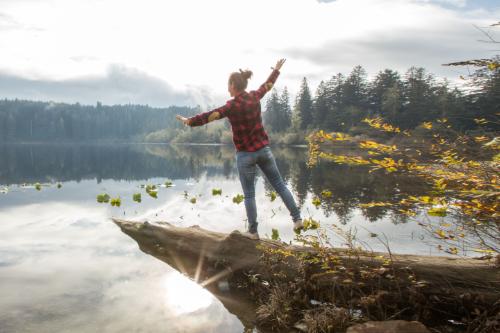 Aus dem Stress in die Balance
